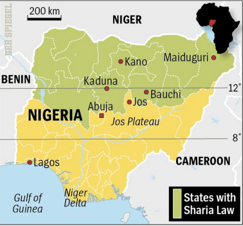 Nigeria Sharia