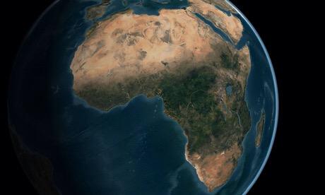 Imagine An Africa