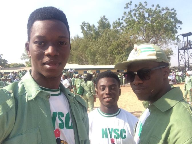 NYSC Journal: Dropping Like Flies on Parade Ground
