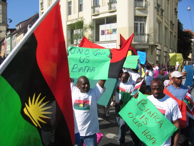 My New Ventures Africa Article: Biafra, The pesky issue that won't go away