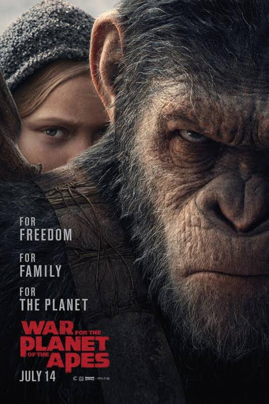 My Illogical Fear of The Planet of The Apes Movies